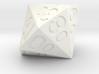 d16 Hex Argam Percentile Dice 3d printed