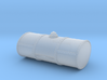 HO Scale Singe Cell Fuel Tank (Bottom Drain) 3d printed