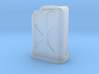 1/48 Scale Jerry Can Stored 3d printed
