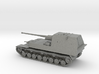 1/100 IJA Type 5 Ho-Ri I  Tank Destroyer 3d printed