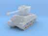 M4A3E8 Sherman 76mm (sandshield) 1/285 3d printed