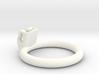 Cherry Keeper Ring - 49mm Flat 3d printed