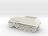 1/87 Scale SD KFZ 250 Model 3d printed