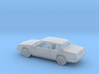 1/160 1991 Cadillac DeVille Coupe Kit 3d printed