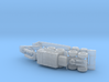 MAZ 537G early / CHmZAP 5247 Trailer 1/160 3d printed