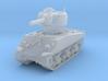 M4A3 Sherman 105mm 1/160 3d printed