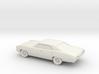 1/80 1967 Chevrolet Impala Sedan  3d printed