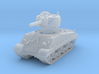 M4A3 HVSS 105mm (sandshield) 1/144 3d printed