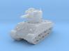 M4A3 HVSS 105mm (sandshield) 1/220 3d printed
