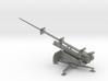 1/144 Scale Missile Launcher RT-BI RHEINBOTE 3d printed