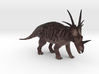 Styracosaurus 1/50 or 1/25 Scale Model - Colored 3d printed