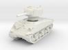 M4A3 Sherman 75mm 1/56 3d printed