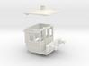 Terrier Fit Saloon (OO Gauge) 3d printed