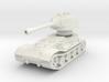 VK.7201 (K) Tank 1/100 3d printed