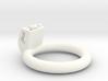 Cherry Keeper Ring - 40mm Flat +2° 3d printed
