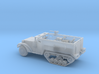 1/87 Scale M4A2 Mortar Carrier 3d printed