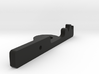 Iambic Key - Right Paddle 3d printed