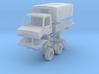 Unimog U1300 zivil 1:120 3d printed