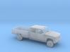 1/87 1989-98 GMC Sierra Crew Cab Long Bed Kit 3d printed