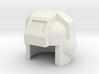 Robohelmet: Sci-plane 3d printed