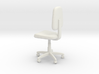 Office Swivel Chair 3d printed