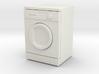Washing Machine 01a.  1:24 Scale  3d printed