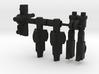 SG Nightstick Holepunch RoGunners 3d printed
