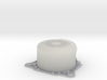 "1/16 Lenco 8.125"" Dp Bellhousing(No Starter Mnt) 3d printed"