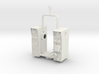 Geodimeter Model 6 - Body 1/4 scale 3d printed