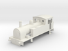 NSR KS 0-6-0T Body Complete With Fittings Draft5 S 3d printed
