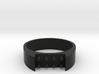 8-bit ring (US8 /⌀18.2mm) 3d printed
