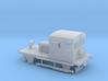 VR N Scale Rail Tractor 3d printed