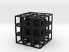 Cubed metric2 3d printed