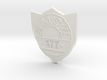 Discworld Badge 3d printed