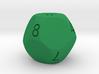 D10 4-fold Sphere Dice 3d printed