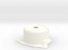 "1/12 Lenco 8.125"" Dp Bellhousing (With Starter Mnt 3d printed"
