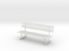 1:10 Scale Model - Bench 01 3d printed