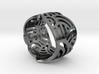 Vase Ring 7US 3d printed