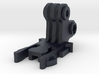 Dual Buckle Clip for GoPro Mounts 3d printed