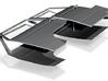 VW T3 Alle Türen und Luken 3d printed
