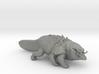 Basilisk miniature model for fantasy games DnD rpg 3d printed