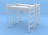 Scaffolding Unit (x2) 1/72 3d printed
