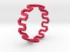 Medium Size - Pattern Bracelet 3d printed