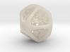Tengwar Elvish D10 (Numbered 1-10) 3d printed
