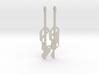 Jedi Temple Guard Keys (set of two) 3d printed