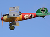 Nameplate Albatros D.Va 3d printed