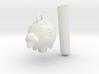 Memorial Charm 3d printed