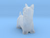 O Scale Scottish Terrier 3d printed This is a render not a picture