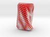 "Small ""Printed Paper"" Vase 3d printed upside down!"