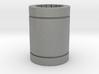 Linear bearing LM35UU 3d printed